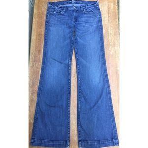 7 For All Mankind Jeans - 7 FAMK Dojo Jeans Size 30